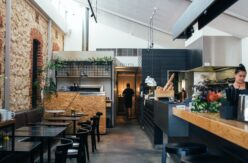Commercial Restaurant Partitions